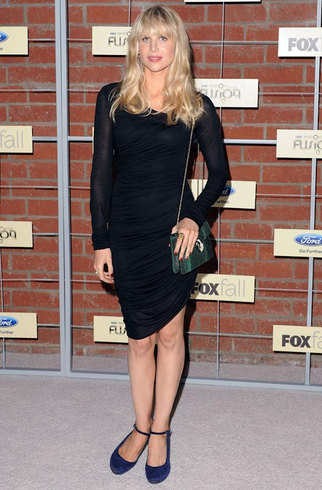 "Lucy Punch (""Ben and Kate"") attends Fox's Fall 2012 Eco-Casino party at The Bookbindery on September 10, 2012 in Culver City, California."