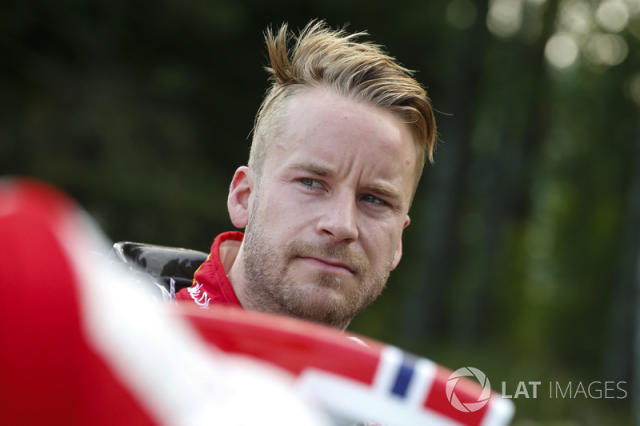 "Mads Ostberg, Citroën World Rally Team <span class=""copyright"">McKlein / Motorsport Images</span>"