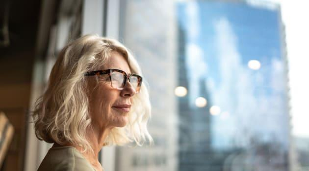 Nearly a Quarter of Women Less Confident About Retiring Comfortably
