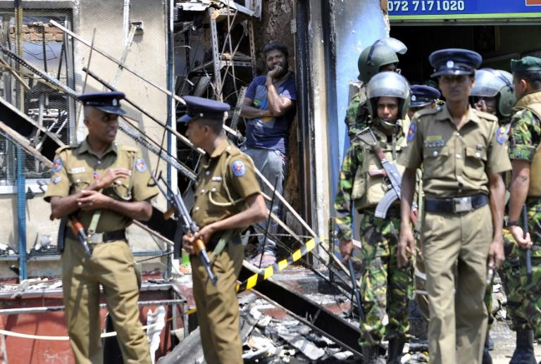 Three have died and more than 200 properties destroyed in anti-Muslim riots in Sri Lanka