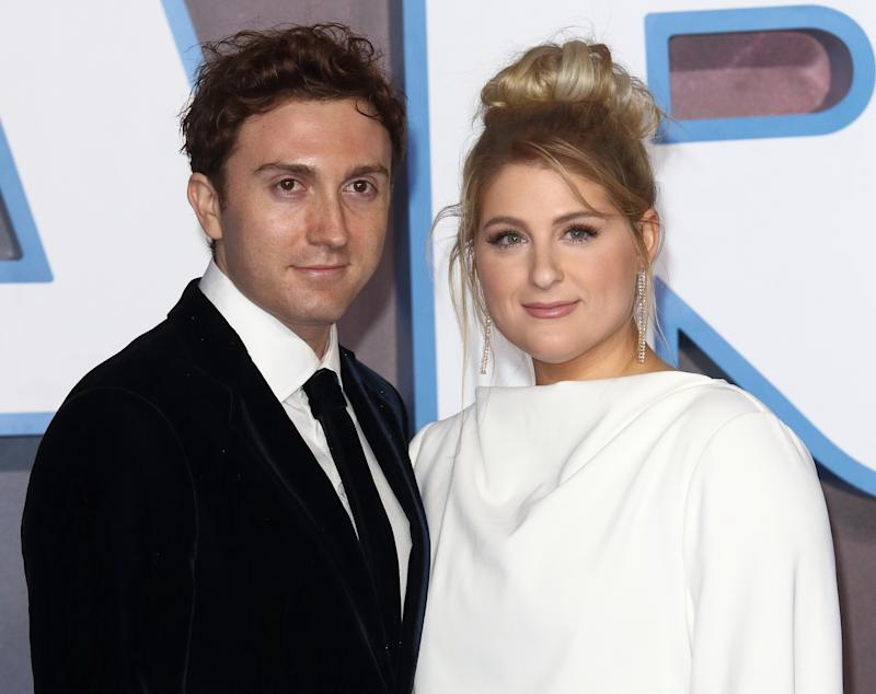 Meghan Trainor reveals the moment that she knew actor Daryl Sabara was the one. (Photo: Getty Images)