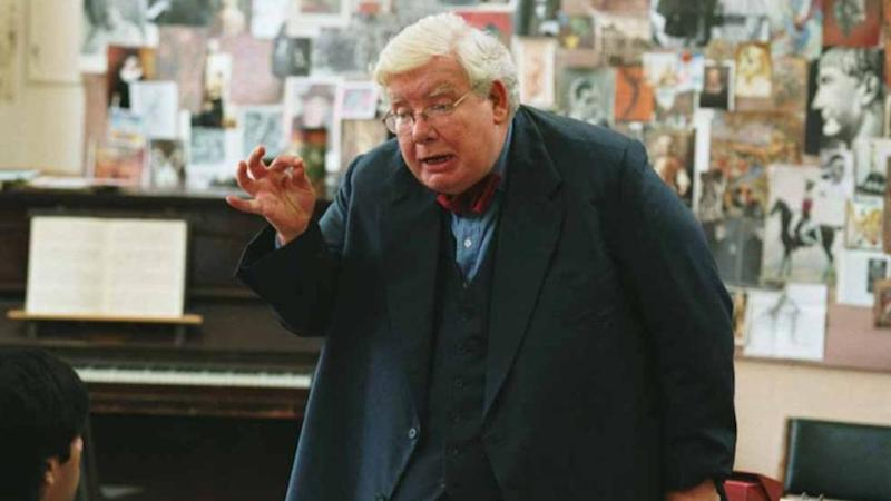 Richard Griffiths, Uncle Vernon in 'Harry Potter,' Dies at 65