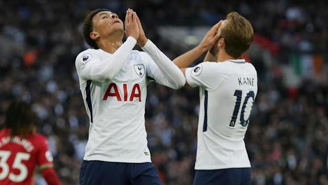 <p>Somewhat unsurprisingly top scorers Manchester City and Harry Kane are also featured on this list.</p> <br><p>Manchester City have hit the woodwork on 14 occasions this season, however, second place is shared by Arsenal, Liverpool, Manchester United and Southampton. Only two of which have made the top five in terms of goals scored, with Southampton sitting in a rather dismal 13th overall. </p> <br><p>Meanwhile, Harry Kane has twice the number of shots that end of up hitting the posts as his nearest rivals with six so far this season. </p> <br><p>Once again second place is tied with Aguero, Arnautovic, Ayew, De Bruyne, Defoe, Lingard and Matt Richie all tied on three. However, of the seven, only Aguero makes the top 10 in goals scored.</p>