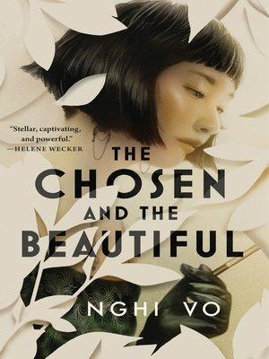 the chosen and the beautiful book cover