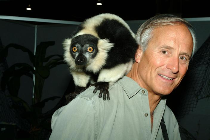 Famed zookeeper Jack Hanna diagnosed with dementia, family ...