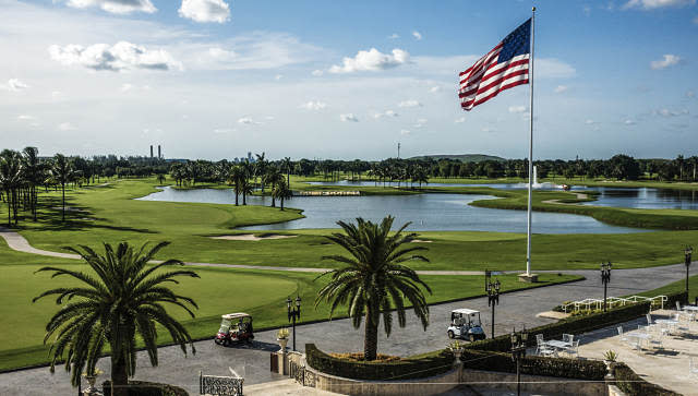 Trump National Doral in Doral, Florida. By Scott McIntyre © 2020 The New York Times