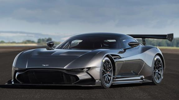 This Aston Martin Vulcan Costs 3 4 Million And You Can T Drive It
