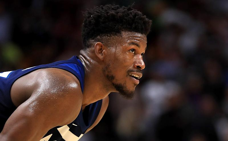 Cleveland Cavaliers are interested in trading for Jimmy Butler