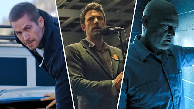 <em>Fast &amp; Furious 7, Gone Girl, Brawl On Cell Block 99.</em>