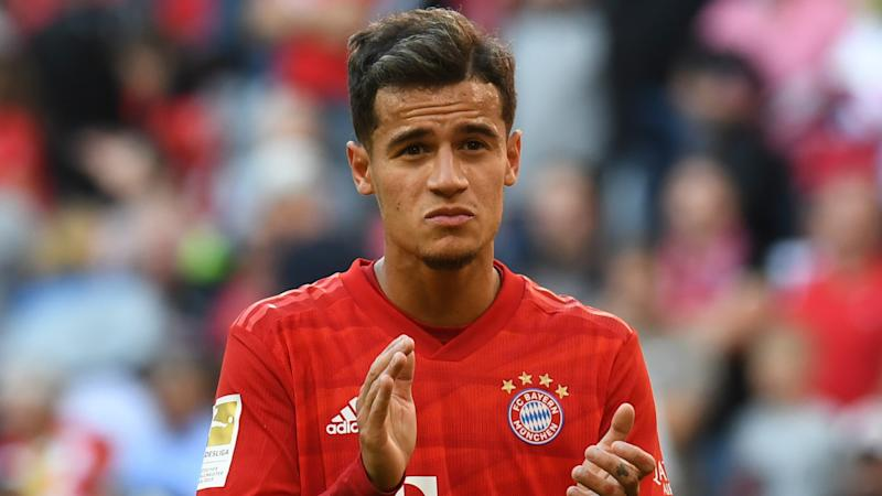 Bayern haven't integrated Coutinho enough yet - Flick