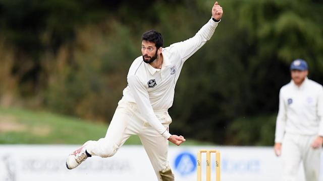 Back in Sydney, Will Somerville said he was no certainty to play for New Zealand in the third Test.