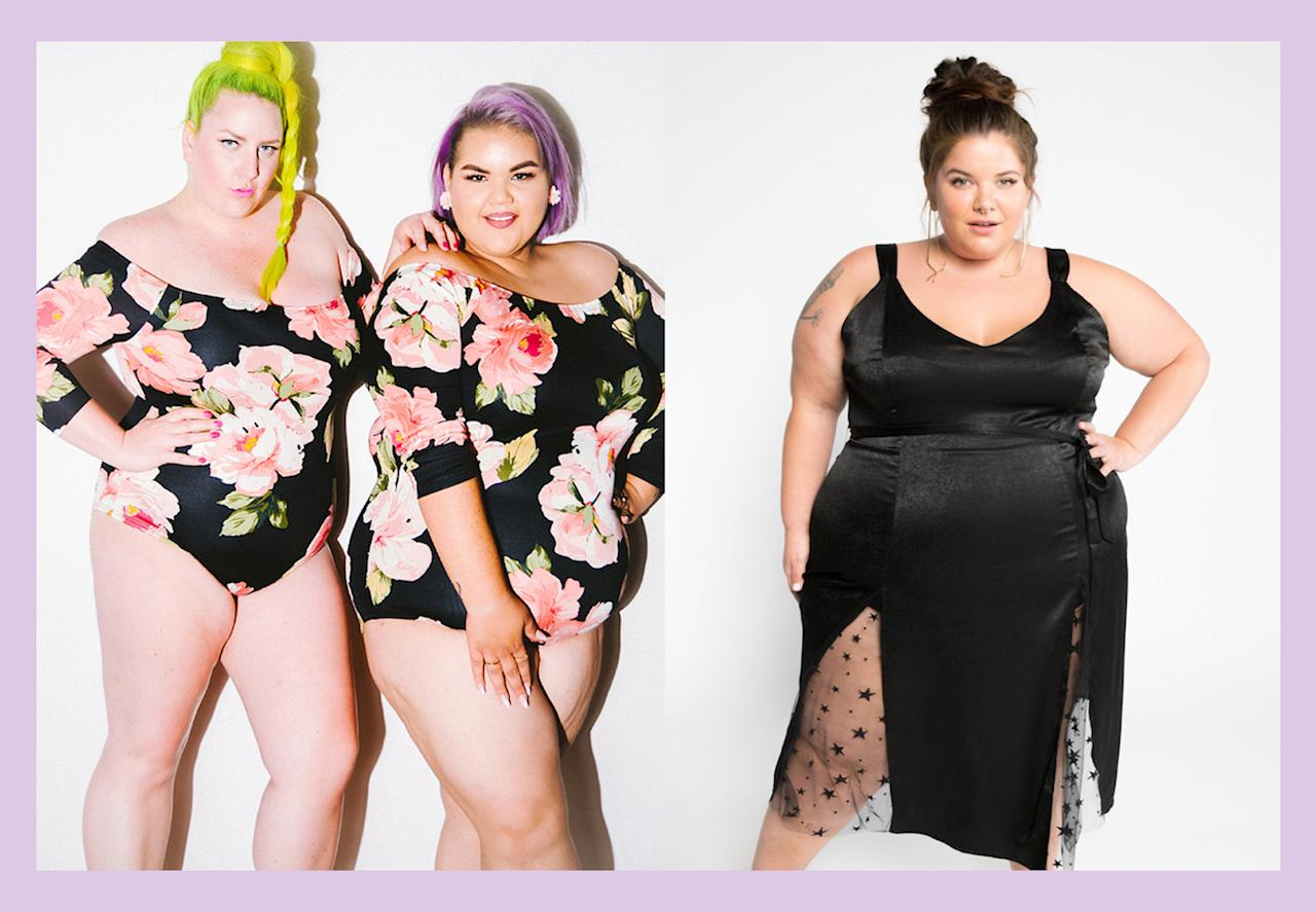 <p>Get inspired by the holiday wish lists of these plus-size influencers. (Photo: Ashley Nell Tipton/Premme) </p>