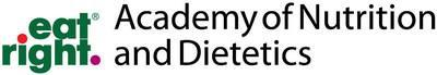 Academy of Nutrition and Dietetics Logo (PRNewsfoto/Academy of Nutrition and Dietet)