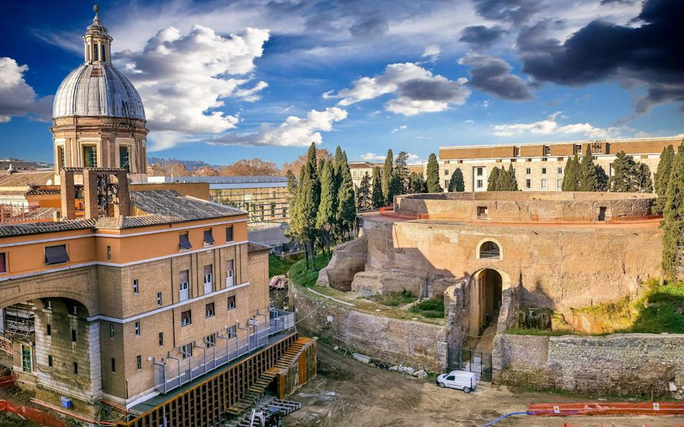The Mausoleum of Augustus reopens today - Getty