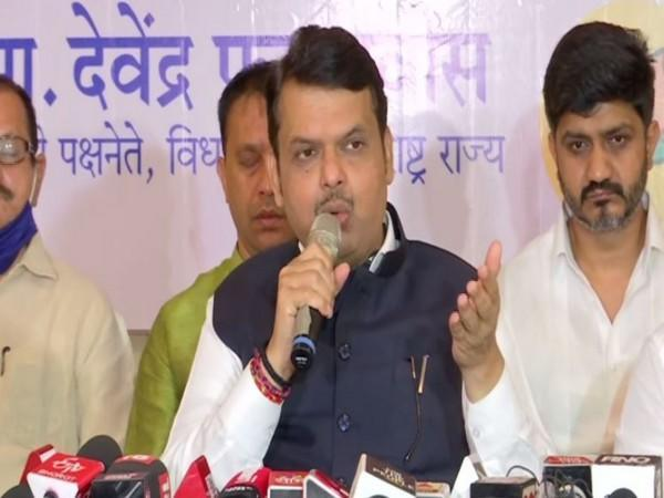 Maharashtra Assembly LoP Devendra Fadnavis (File photo)