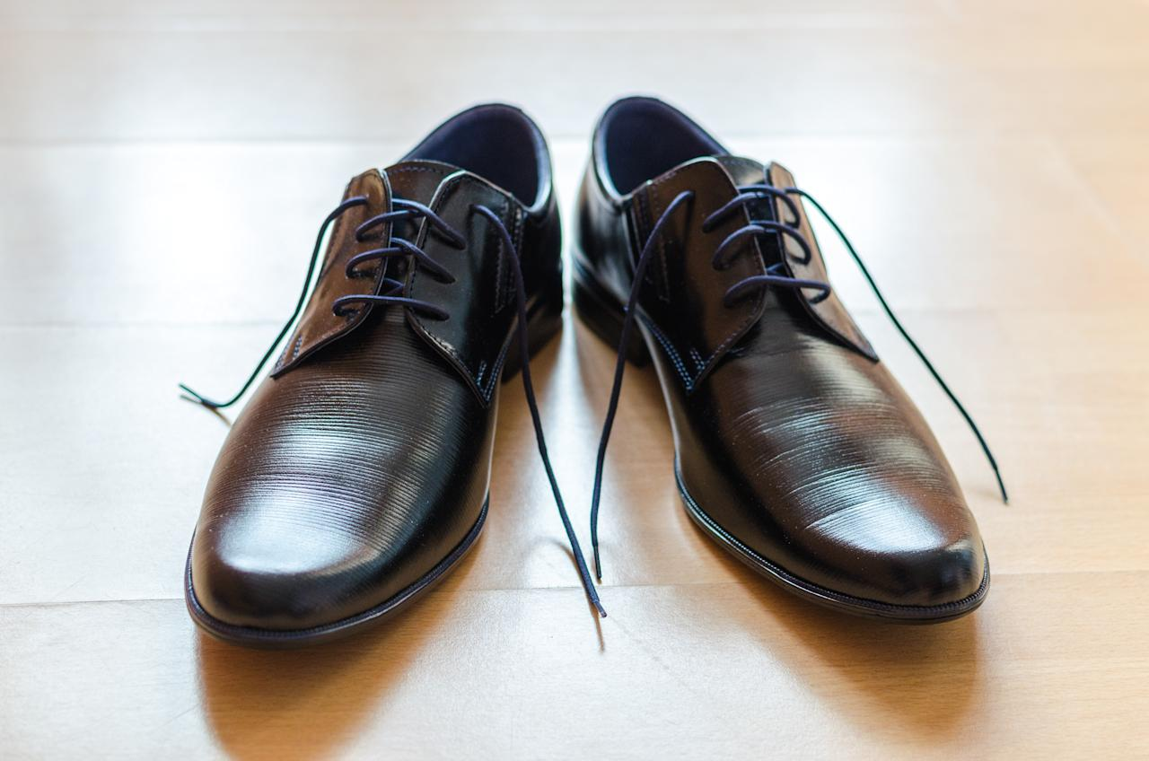 <p>This sleek, elegant and absolutely classic pair of shoes are a must in the wardrobe of every man. They are ideal and appropriate for every formal occasion; from job interviews to weddings to black-tie events. </p>