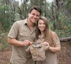 "<p>Just four months after tying the knot, the <i>Crikey! It's the Irwins </i>star and her husband <a href=""https://people.com/tv/read-bindi-irwin-and-husband-chandler-powell-emotional-handwritten-wedding-vows/"" rel=""nofollow noopener"" target=""_blank"" data-ylk=""slk:Chandler Powell"" class=""link rapid-noclick-resp"">Chandler Powell</a> are <a href=""https://people.com/parents/bindi-irwin-expecting-first-child/"" rel=""nofollow noopener"" target=""_blank"" data-ylk=""slk:expecting their first child together"" class=""link rapid-noclick-resp"">expecting their first child together</a>, Irwin announced on Instagram on Aug. 11. </p> <p>""Baby Wildlife Warrior due 2021,"" the mom-to-be <a href=""https://www.instagram.com/p/CDvqncwhmXJ/"" rel=""nofollow noopener"" target=""_blank"" data-ylk=""slk:captioned the photo early Tuesday"" class=""link rapid-noclick-resp"">captioned the photo early Tuesday</a>, which showed herself smiling alongside Powell, 23, as they held a tiny Australia Zoo uniform fitted for the baby-on-the-way. ""Chandler and I are proud to announce that we're expecting! It's an honour to share this special moment in our lives with you.""</p> <p>""Though I'm still in my first trimester, we really want you to be part of our journey from the beginning of this new life chapter,"" she continued. ""We couldn't wait to share the news as this beautiful little being has become the most important part of our lives. Your support means the world to us.""</p> <p>She added: ""Please let me know your best advice and send good vibes & prayers to our little sweetheart. Love & light. ❤️""</p> <p>Powell shared some sweet words of encouragement on his wife's post, writing, ""You're going to be the best mother ❤️""</p>"