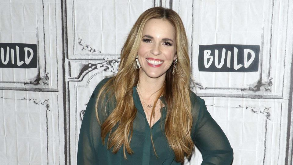 Author Rachel Hollis attends the Build Series in 2019 (Photo: Getty Images)