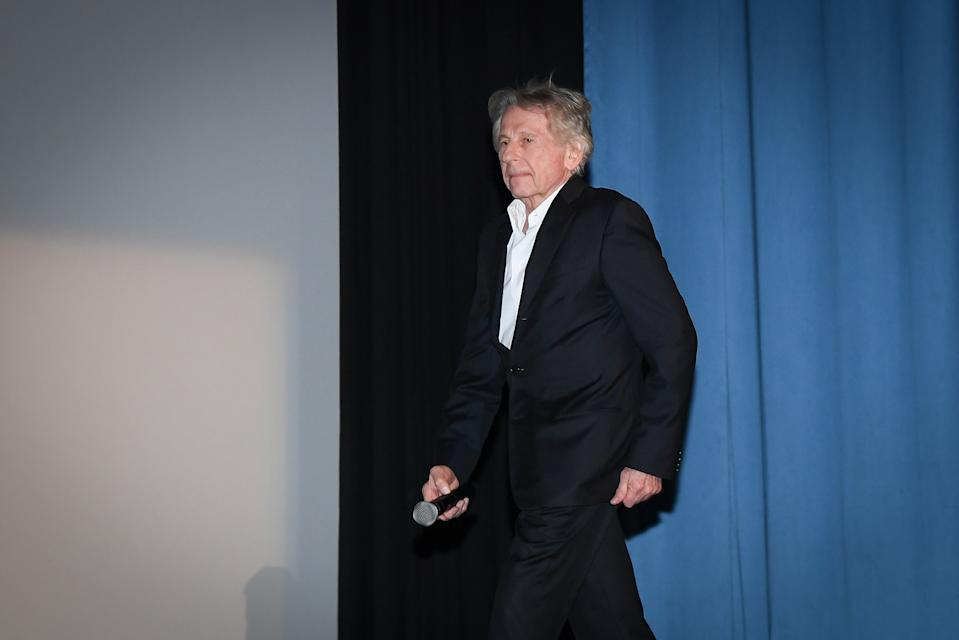 "PARIS, FRANCE - NOVEMBER 12:  Director Roman Polanski attends ""J'Accuse""  Premiere  at Cinema UGC Normandie on November 12, 2019 in Paris, France. (Photo by Stephane Cardinale - Corbis/Corbis via Getty Images)"
