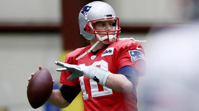 Tom Brady, 40, has no plans to walk away from the NFL as he prepares to make his eighth Super Bowl appearance.
