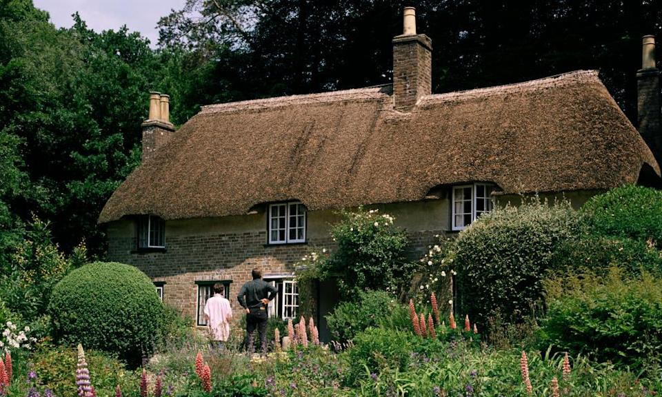 Thomas Hardy s cottage Bockhampton near Dorchester.