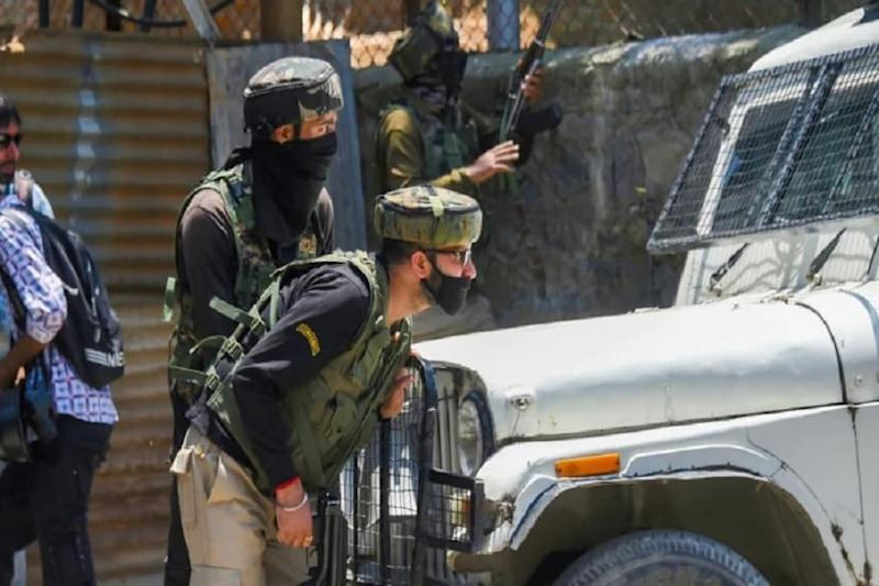 How Security Forces Eliminated the Entire Militant Leadership in Kashmir