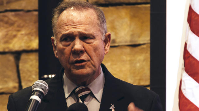 Letter Threatens Alabama Media Group Over Coverage Of Roy Moore Accusations