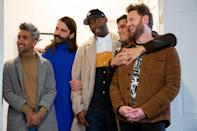 """<p>When Netflix first announced they were bringing back the <em>Queer Eye</em> franchise, I wasn't sure quite what to think. Would it look like the Bravo show that turned Carson Kressley into a star for a spell, or something totally different? The new version draws on the DNA of the original, but it definitely has a lot more heart—and doesn't solely focus on remaking the lives and homes of straight men. The new crew—Jonathan Van Ness, Karamo Brown, Tan France, Antoni Porowski, and Bobby Berk—are all about lessons of inclusivity and personal growth. If you don't cry during every episode of <em>Queer Eye</em>, are you even really alive?</p> <p><a href=""""https://www.netflix.com/title/80160037"""" rel=""""nofollow noopener"""" target=""""_blank"""" data-ylk=""""slk:Watch now on Netflix"""" class=""""link rapid-noclick-resp""""><em>Watch now on Netflix</em></a><em>.</em> </p>"""
