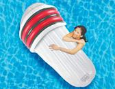 <p>How can you not smile looking at this <span>What Do You Meme? Iconic Giant Flip Flop Pool Float</span> ($30)?</p>
