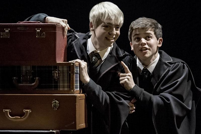 Broadway bound: Harry Potter and the Cursed Child will open at the Lyric Theatre next year: Manuel Harlan
