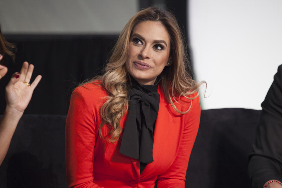 Galilea Montijo (Getty Images)