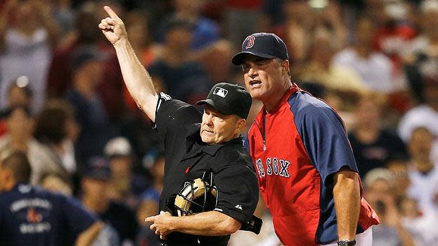 Jerry Meals admits to blowing call in Rays-Red Sox game
