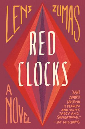 Picture of Red Clocks Book