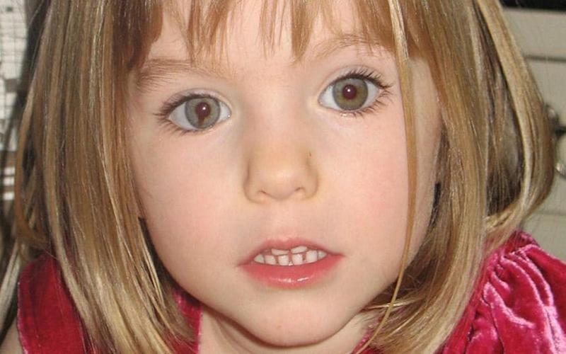 Madeleine McCann disappeared on holiday in the Algarve in May 2007 - PA
