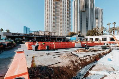 WET REPUBLIC receives a multi-million dollar architectural and audio-visual design revitalization to debut summer 2020 - Photo Credit Wolf Productions