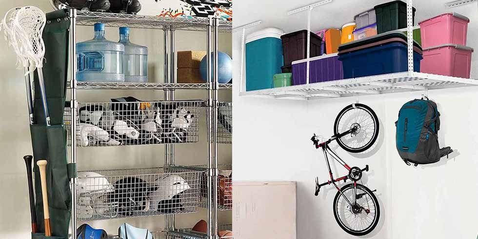 "<p>Of all places in the <a rel=""nofollow"" href=""https://www.womansday.com/home/organizing-cleaning/tips/g3310/how-to-get-organized/"">house to clean up</a>, garages tend to get put on the bottom of the priority list. However, organizing your garage can increase your efficiency, help to keep <a rel=""nofollow"" href=""https://www.womansday.com/home/organizing-cleaning/tips/g1445/organizing-your-bedroom/"">everything in order</a>, and allow you to find tools, bikes, and equipment right when you need them.<br></p>"