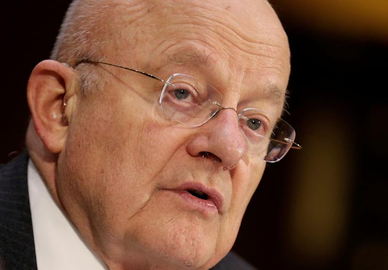 Former DNI James Clapper Unaware Of Any Order For Trump Surveillance