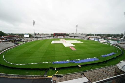 Wash out - Rain meant there was no play on the third day of the second Test between England and the West Indies at Old Trafford on Saturday