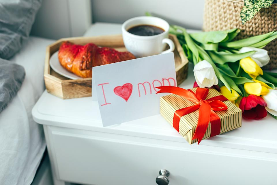 Mother's Day flowers and breakfast in bed: How did we get here? (Photo: Getty Images)