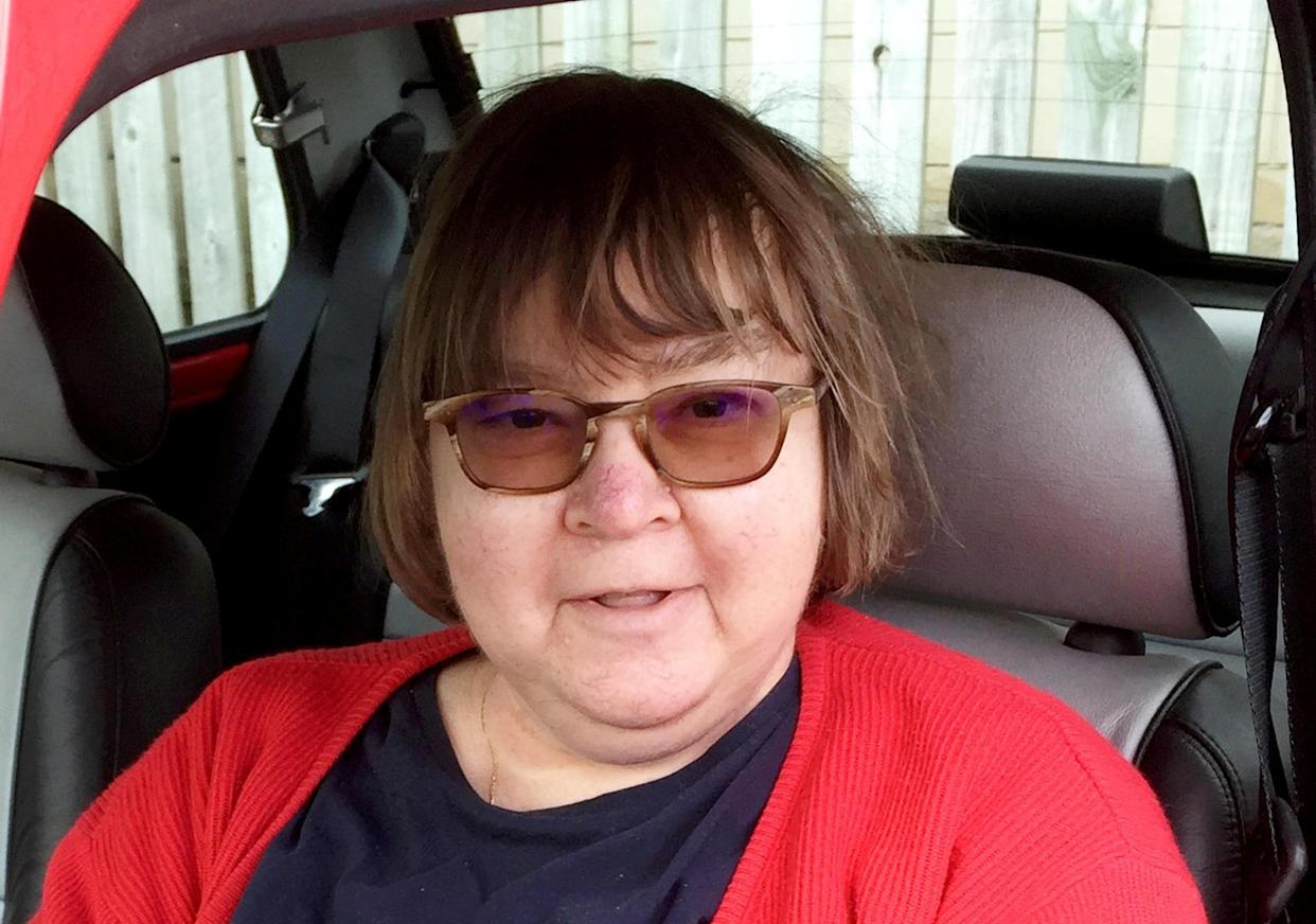 Beverley Wildeboer of Braydon Manor, near Purton, Wiltshire, who died in 2017 after a bungled call with an NHS 111 call handler. (SWNS)