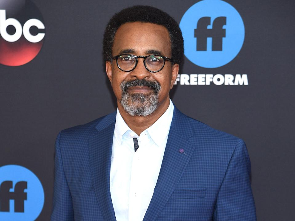 Tim Meadows attends during 2018 Disney, ABC, Freeform Upfront.