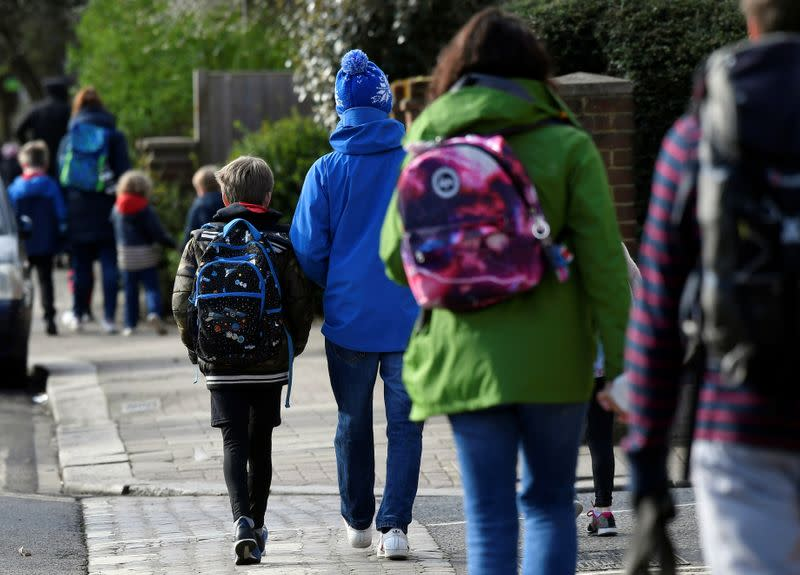 UK says no children have died from syndrome linked to COVID-19