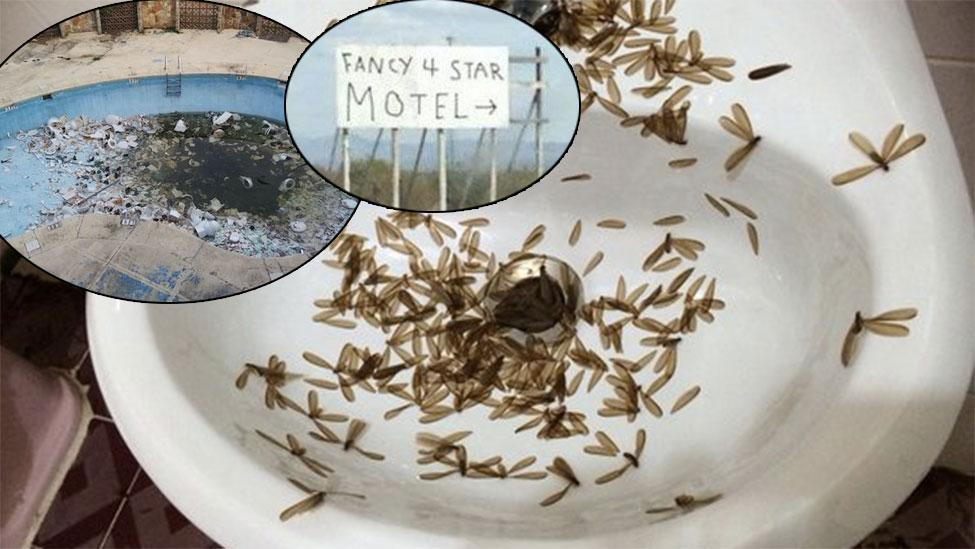 Horrible hotel fails that will make you scream and then laugh