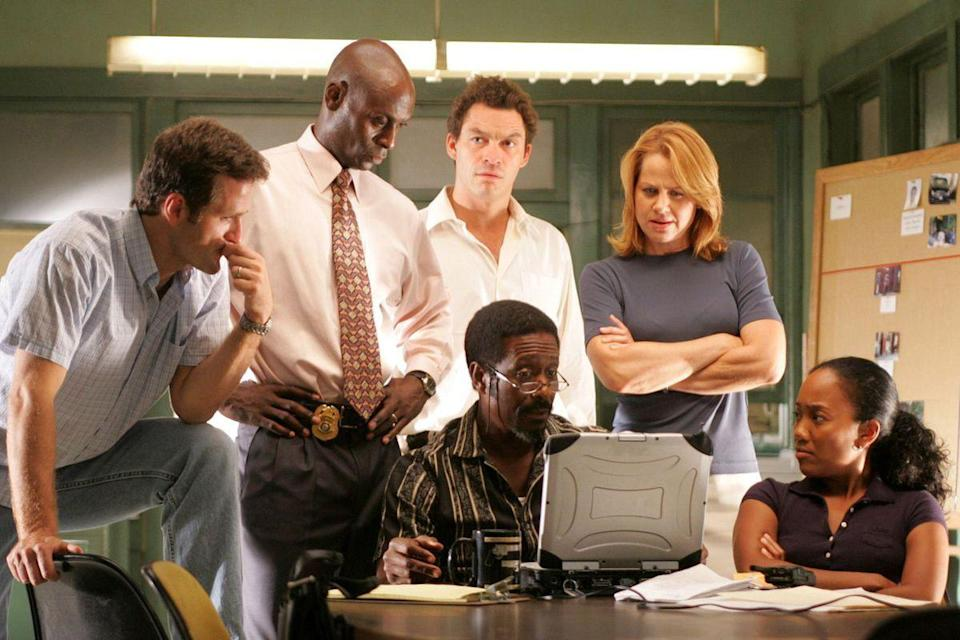 """<p>At the top of every HBO list is one of the culprits: <em>The Sopranos</em> or <em>The Wire</em>. While <em>The Leftovers</em> may have edged out <em>The Sopranos</em>, it's just impossible to beat <em>The Wire</em>: a show that captures the gravity of the Baltimore narcotics scene in a way that is hard to describe. <em>The Wire</em> isn't just the top of the HBO list, but maybe all TV series lists.</p><p><a class=""""link rapid-noclick-resp"""" href=""""https://play.hbonow.com/series/urn:hbo:series:GVU2gkAgT4oNJjhsJAUDk?camp=Search&play=true"""" rel=""""nofollow noopener"""" target=""""_blank"""" data-ylk=""""slk:Watch Now"""">Watch Now</a></p>"""