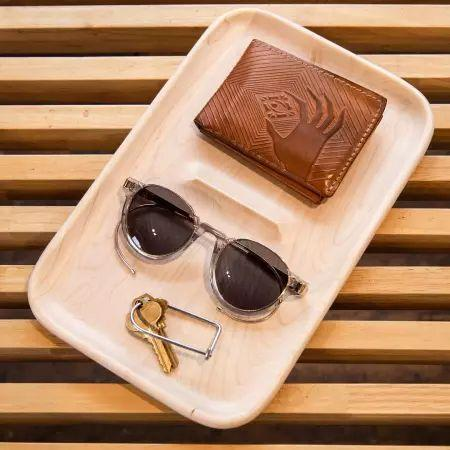 """And for that friend who is constantly misplacing their keys/wallet/phone/what have you, a storage tray is a must. $88, Craighill. <a href=""""https://craighill.co/collections/essentials/products/nocturn-catch-maple"""" rel=""""nofollow noopener"""" target=""""_blank"""" data-ylk=""""slk:Get it now!"""" class=""""link rapid-noclick-resp"""">Get it now!</a>"""