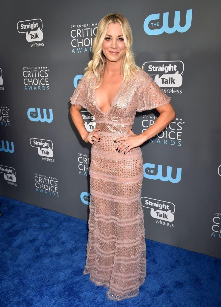 <p>You think Harley Quinn and your mind likely pops up images of Margot Robbie in a wild outfit with a baseball bat. But while Robbie brings the iconic character to life on the big screen, <em>The Big Bang Theory</em> alum Cuoco voices the badass in the HBO Max series <em>Harley Quinn</em>. </p>