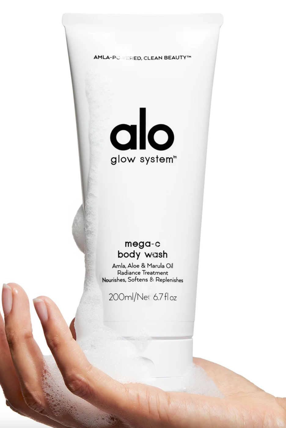 Mega-C Body Wash (Photo via Alo Yoga)