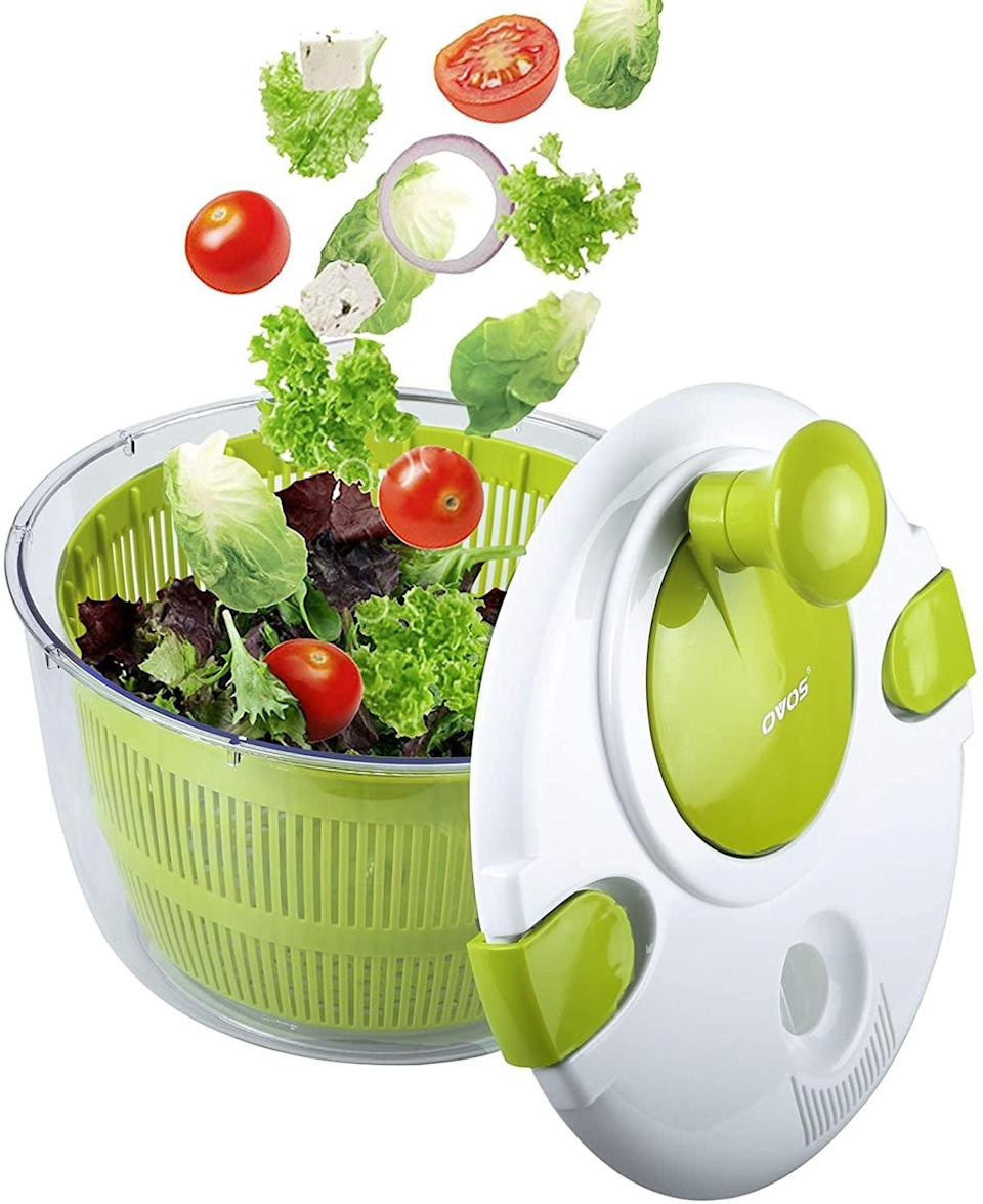 <p><span>Salad Spinner</span> ($17, originally $30)</p>