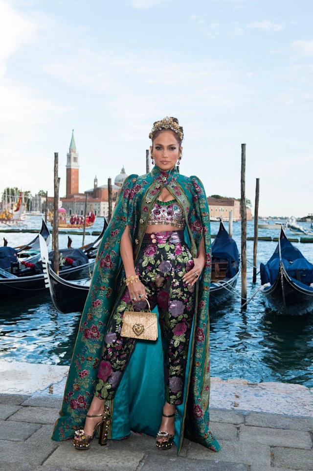 6 things you missed from Dolce & Gabbana's Alta Moda show in Venice