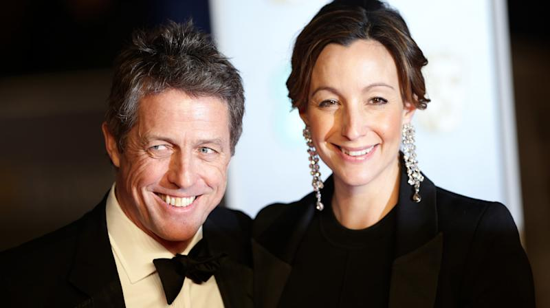 Hugh Grant Marries For The First Time At Age 57